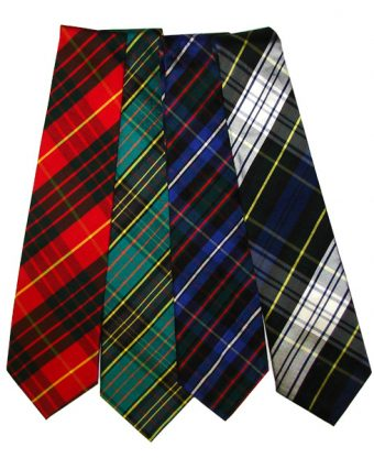 Men's Silk Neckties-0