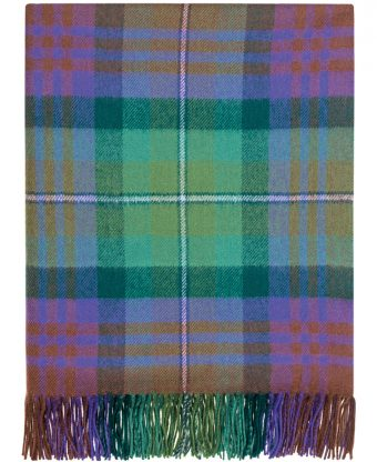 Isle Of Skye Lambswool Blanket-0